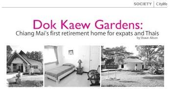 Dok Kaew Gardens Retirement Home Chiang Mai