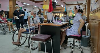 Thailand healthcare system