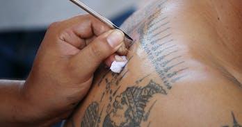 Sak Yant - Sacred Design Tattoo