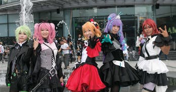 Cosplay in Chiang Mai