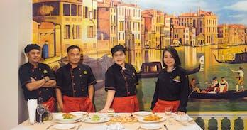 Garibaldis Brasserie Chiang Mai