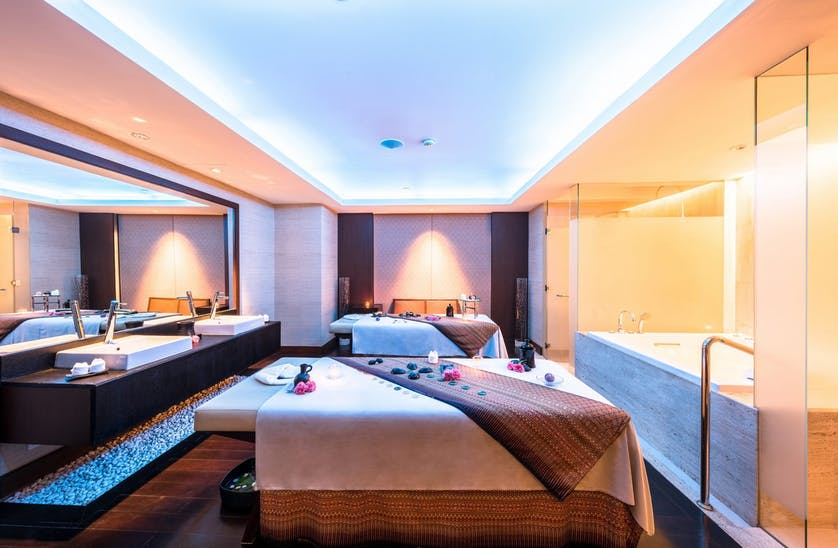 Le Meridien's The SPA Chiang Mai
