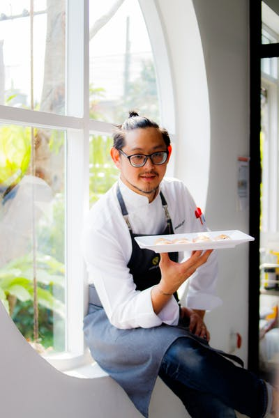 Chef Tiao Petits Fours