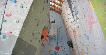 Chiang Mai's best indoor climbing gym