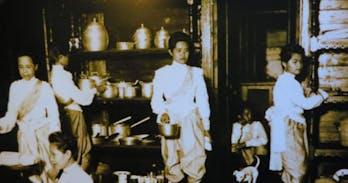 Royal Cuisine:Khao Chae