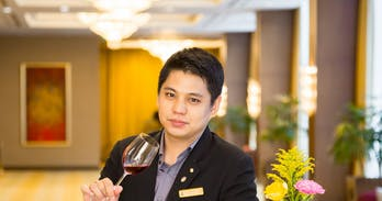Pakpoom 'Ton' Towatcharakun - Chiang Mai's only professional sommelier