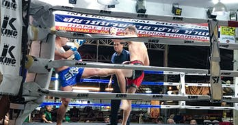 Where to watch boxing in Chiang Mai