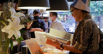 Chiang Mai's leading book shops