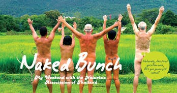 Naturism in Chiang Mai Thailand