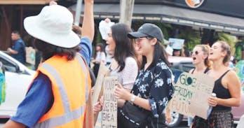 environmental activism in Chiang Mai