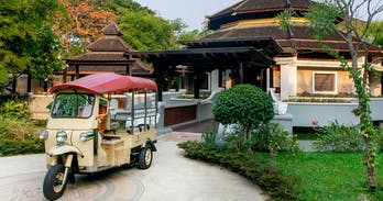 Shangri-La's new Spa Cottage Chiang Mai