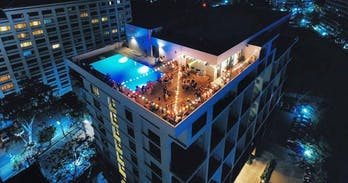 Chiang Mai's hippest roof top bars