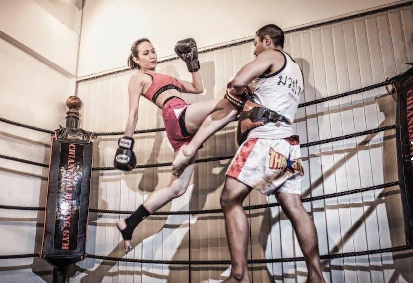 Chiang Mai Boxing Gym