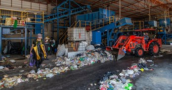 Chiang Mai University waste management research