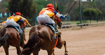 Horse racing in Chiang Mai