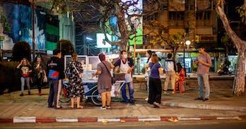Street food Chiang Mai - Lung Nom Bar.B.Q.
