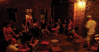Creative writing support groups in Chiang Mai