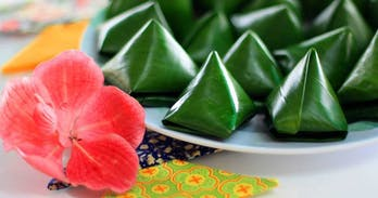 Traditioanl Thai snacks are becoming harde to find