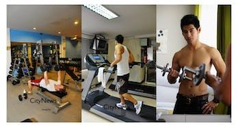 Gyms around Nimmanhaemin Road Chiang Mai