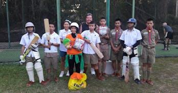 Chiang Mai Junior Cricket