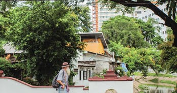 Mae Kha Canal Chiang Mai