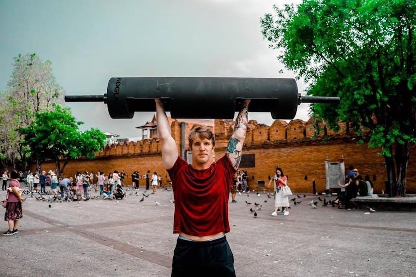 Strongest Man 2