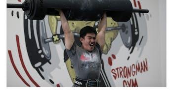 Strongest Man 1