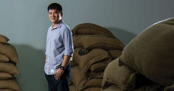 Wawee Coffee is a very well known brand around town but it all started with a small café in Mae Sa. We talk to founder, Kraisit Foosuwan about his journey.