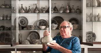 J.C Shaw recounts the history of Northern Thai ceramics