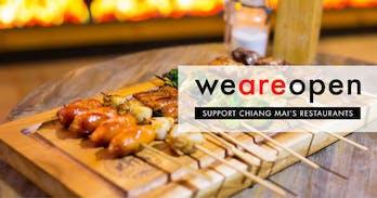 Support Chiang Mai's restaurants