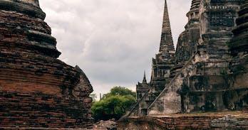 Burma Thailand history